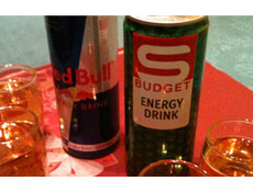 S-Budget Energy Drink